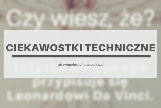 Ciekawostki techniczne - nowa strona dla miłośników technologii