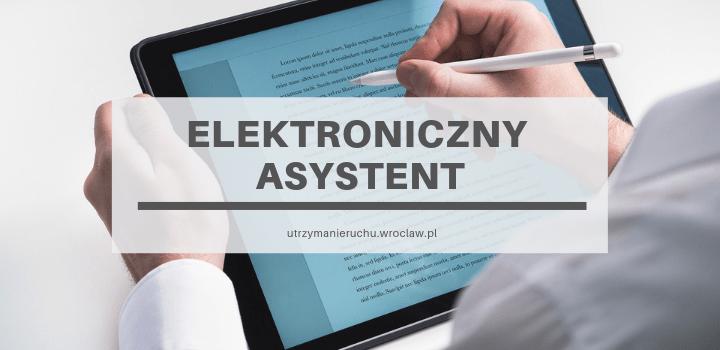 Elektroniczny asystent