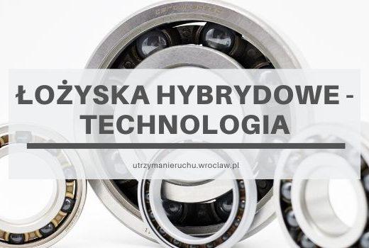 Łożyska hybrydowe - technologia