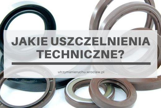 Jakie uszczelnienia techniczne?