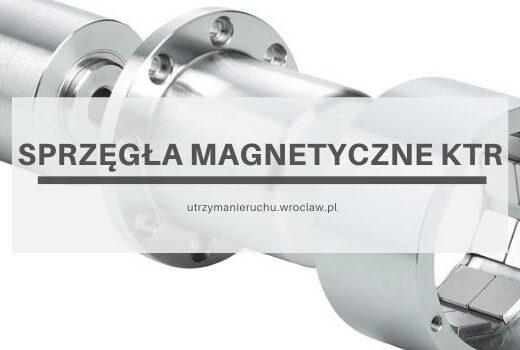 Sprzęgła magnetyczne KTR